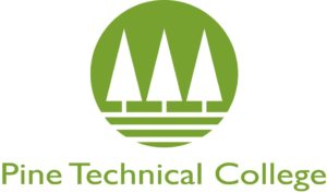 23- Minnesota - Pine Technical College logo