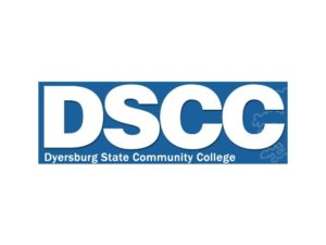 42- Tennessee - Dyersburg State Community College logo