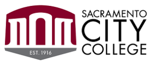 5- California - Sacramento City College logo