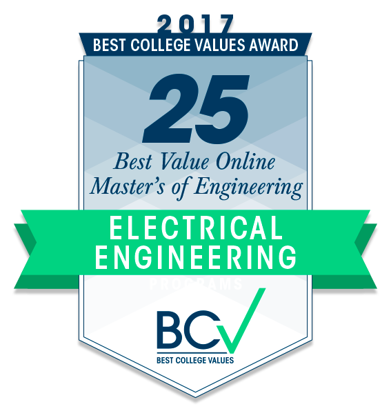 25 Best Value Online Master\'s of Engineering in Electrical ...