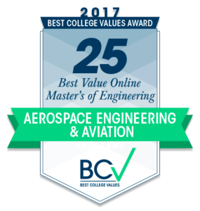 25 BEST VALUE ONLINE MASTER'S OF ENGINEERING IN AEROSPACE ENGINEERING & AVIATION
