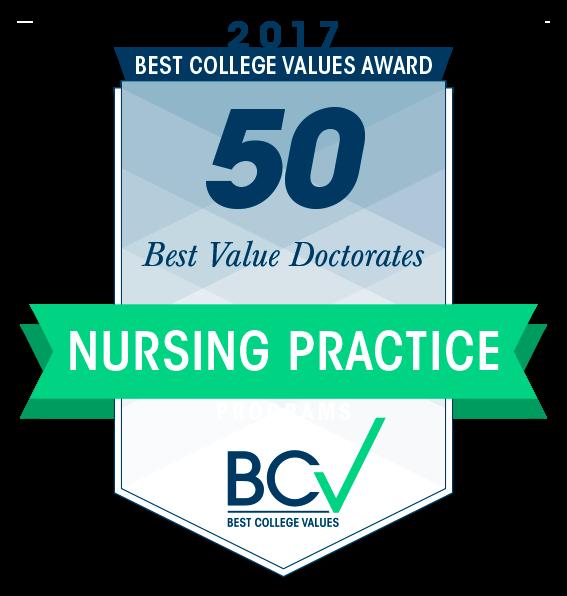 50 Best Value Doctorates of Nursing Practice 2017 – Best
